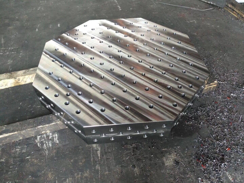 三维柔性焊接平台铸件